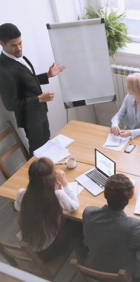 MBA EM JUSTIÇA RESTAURATIVA & GESTÃO DE CONFLITOS